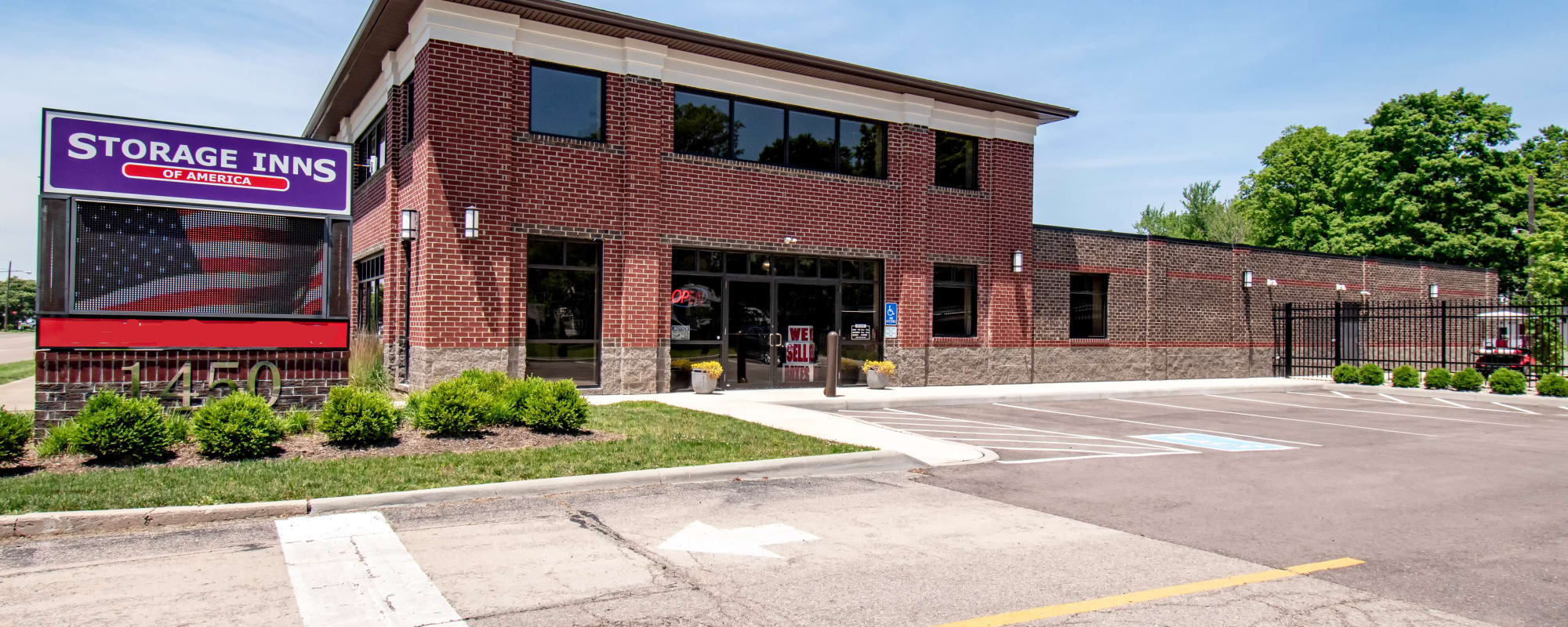 Storage Inns of America in Dayton Ohio