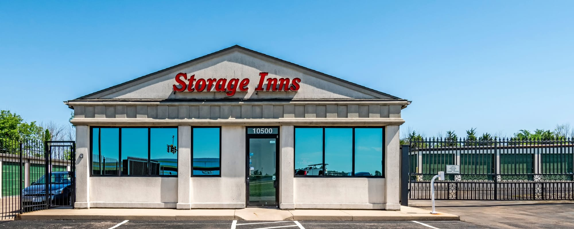 Storage Inns of America in Miamisburg Ohio