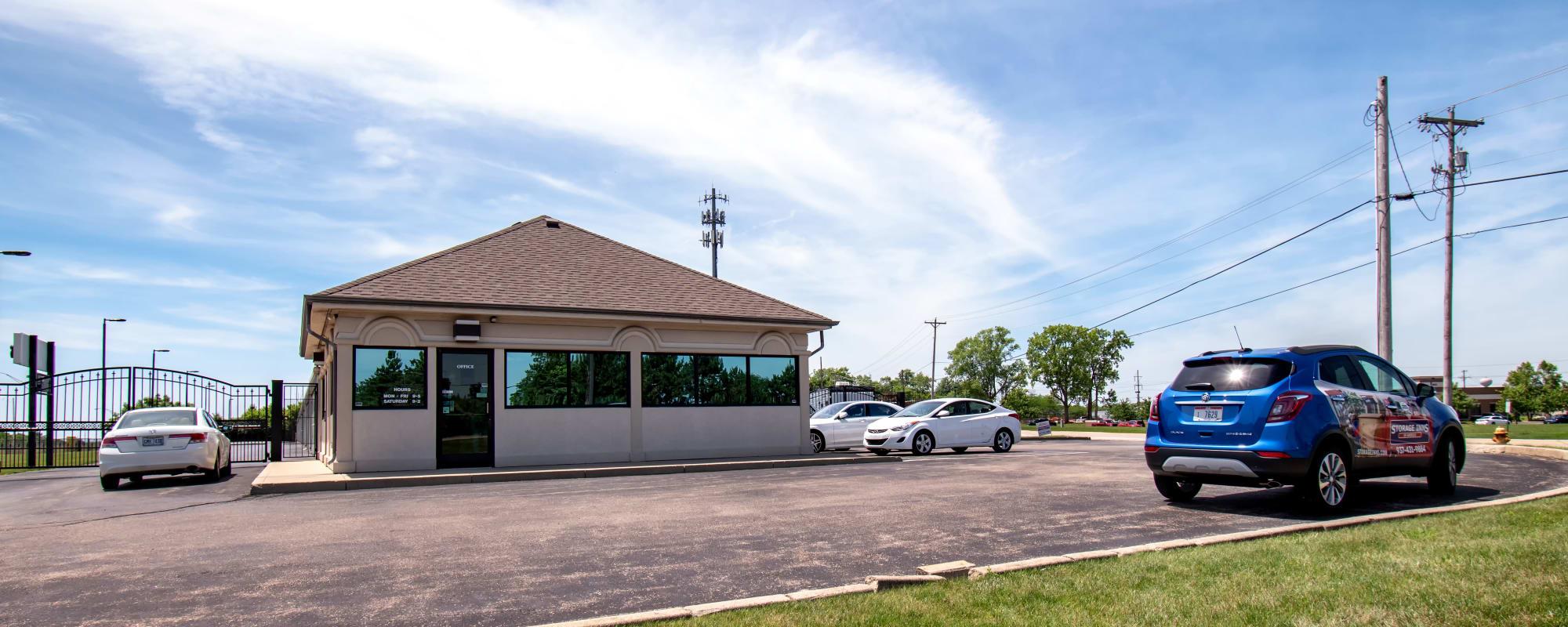 Storage Inns of America in Beavercreek, Ohio