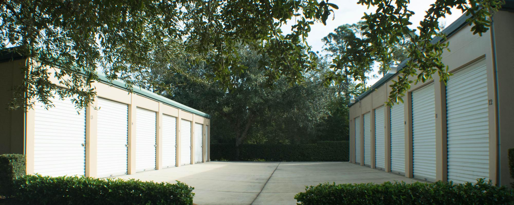 Self storage at Best American Storage in Ormond Beach, Florida