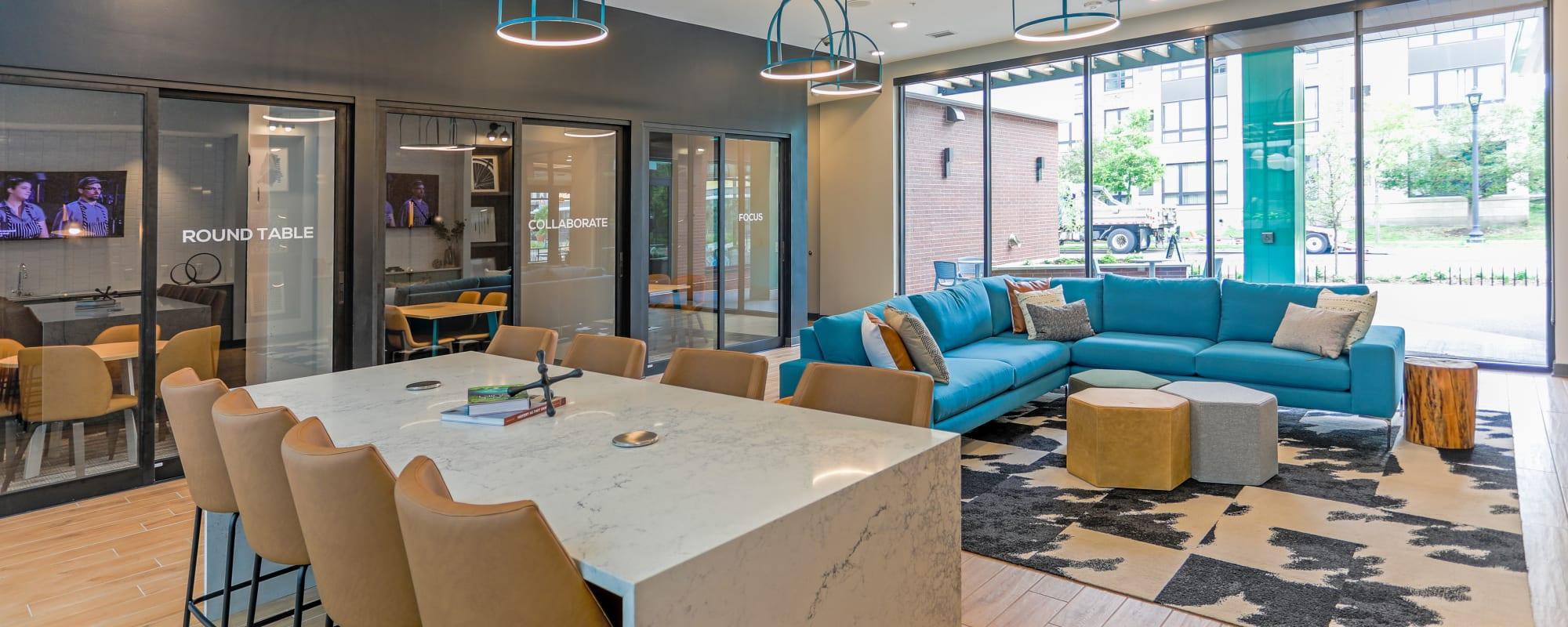 Apartments at UNCOMMON Dinkytown in Minneapolis, Minnesota