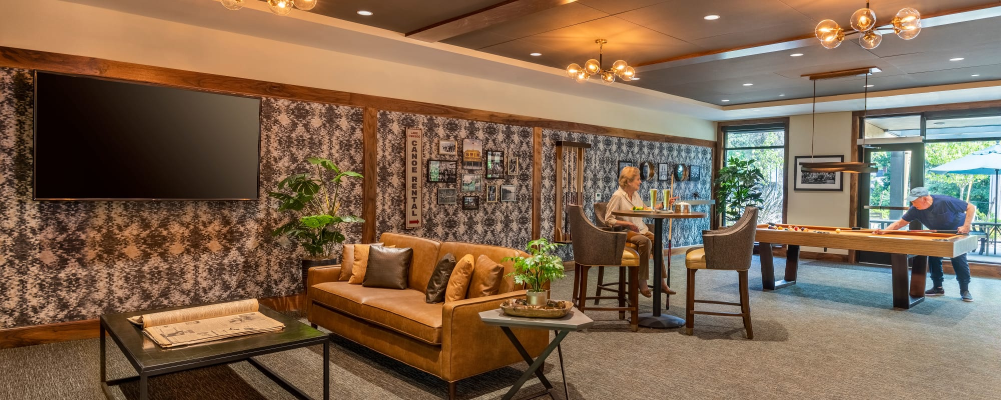 Assisted living at The Springs at Lake Oswego in Lake Oswego, Oregon