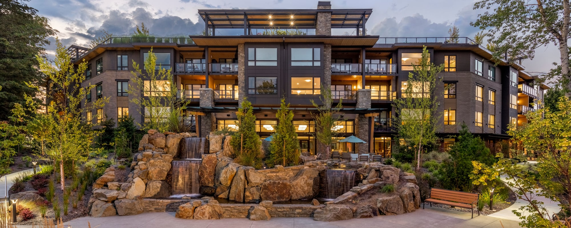 Independent living services at The Springs at Lake Oswego in Lake Oswego, Oregon
