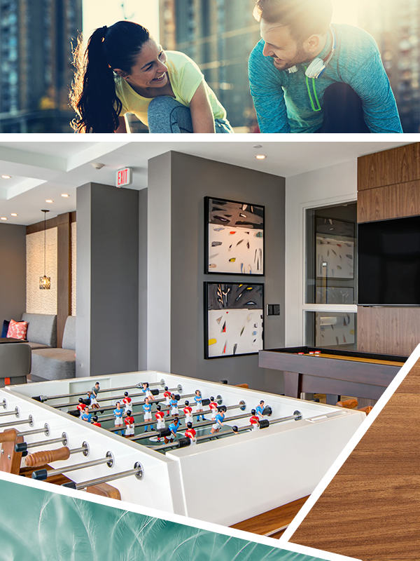 Play and relax with our amenities at Harlow in Washington, District of Columbia