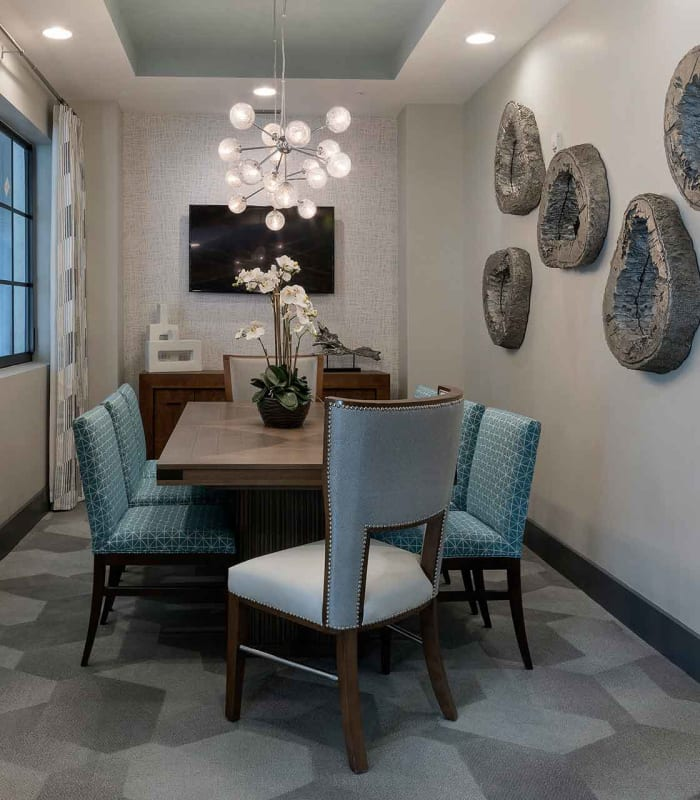 Amenities At 500 OCEAN Apartments