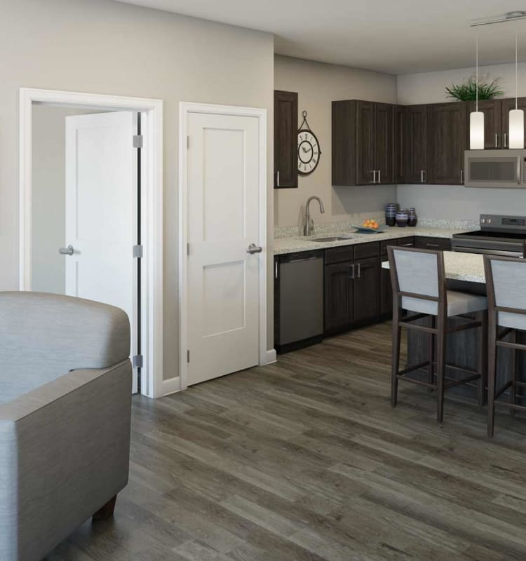 Contact us to schedule your tour of our luxury apartments today!