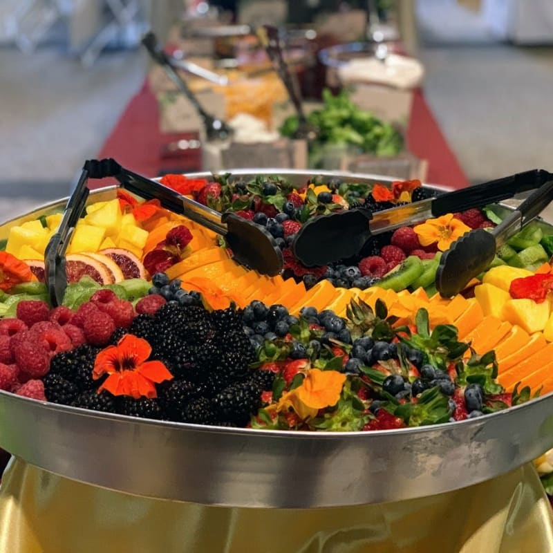 Delicious fruit at Golden Pond Retirement Community in Sacramento, California