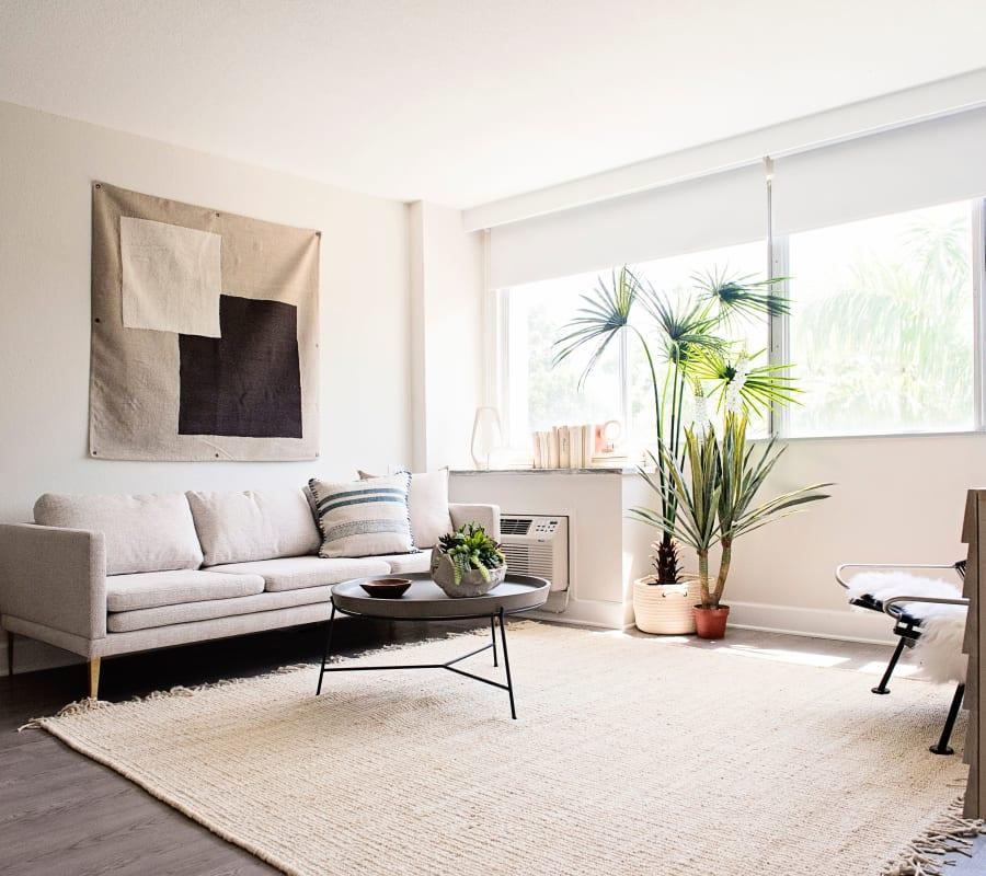 studio apartment at Urban Flats