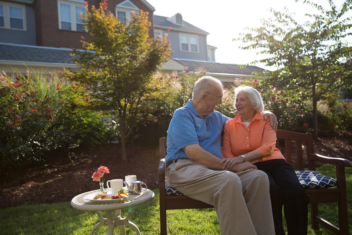 Senior living in Virginia Beach has lots of different care levels for you