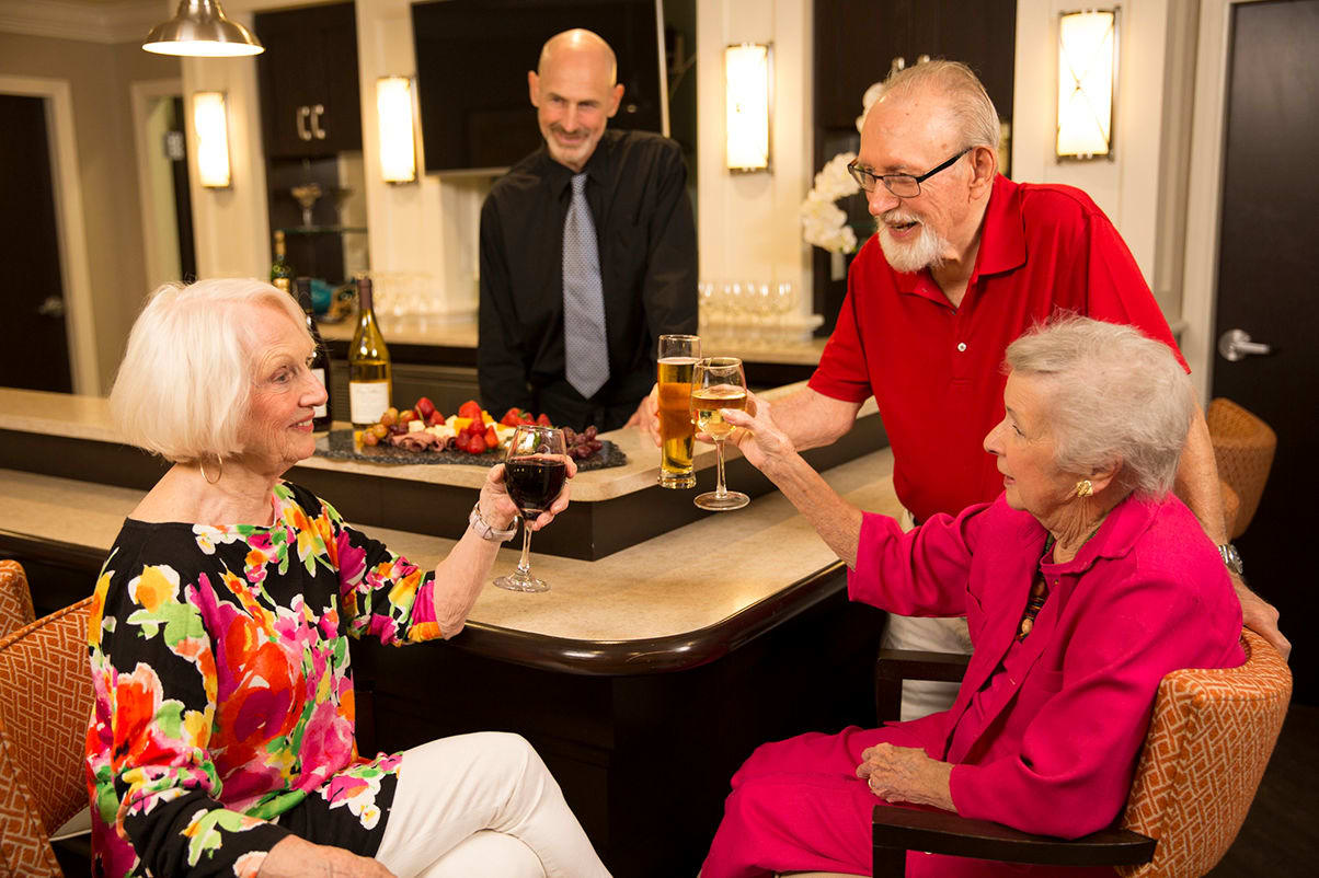 View our Senior Living at First Colonial Inn