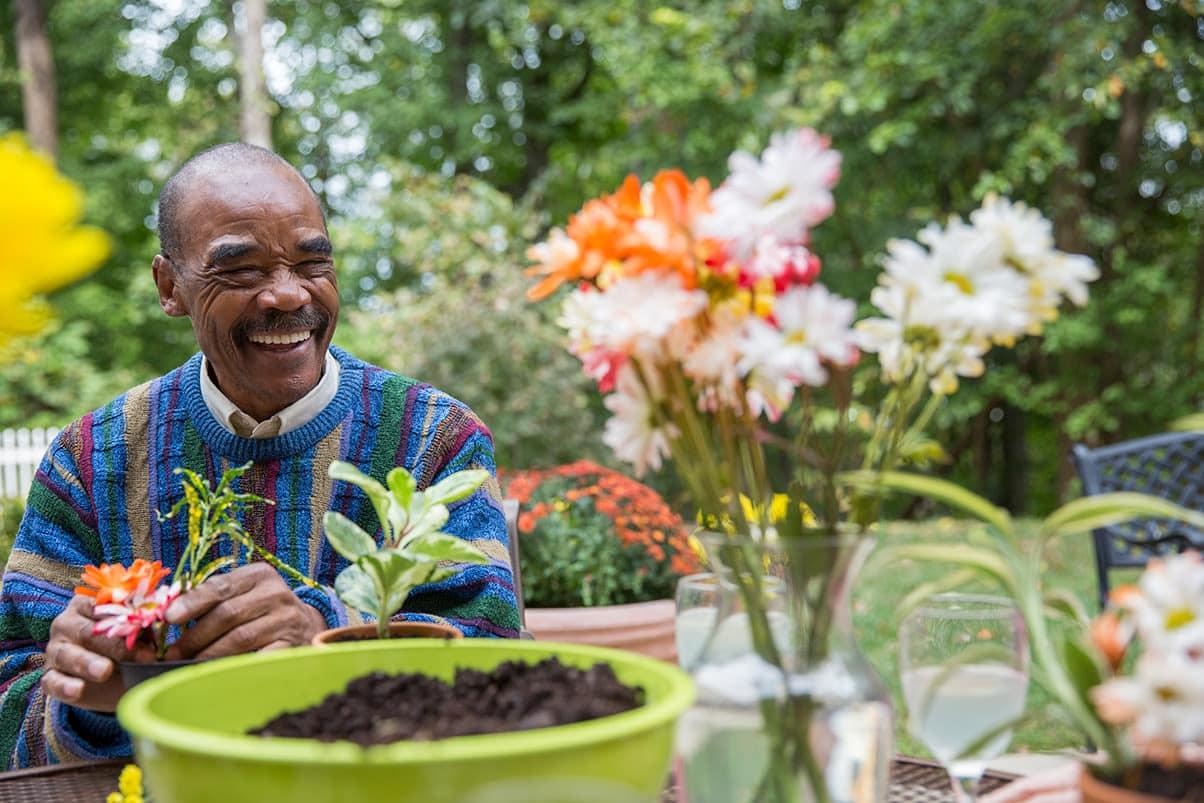 Enjoy the Greensboro senior living lifestyle at Heritage Greens