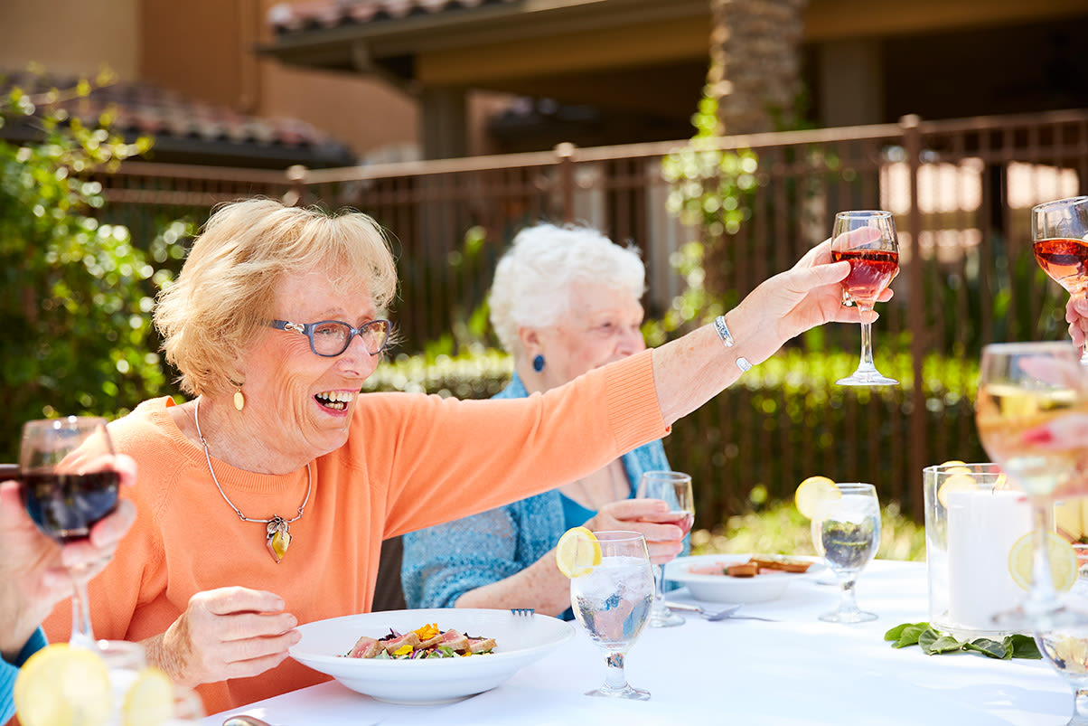 View our community events at Valencia Terrace
