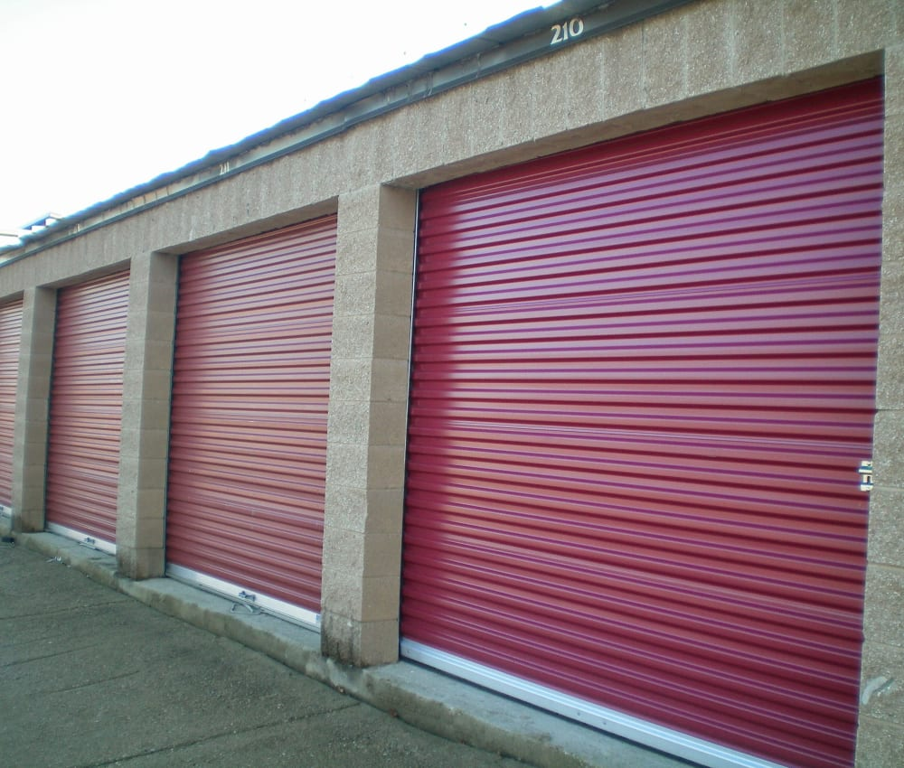 Self storage units for rent at Barth Storage - 75th St in Bristol, Wisconsin