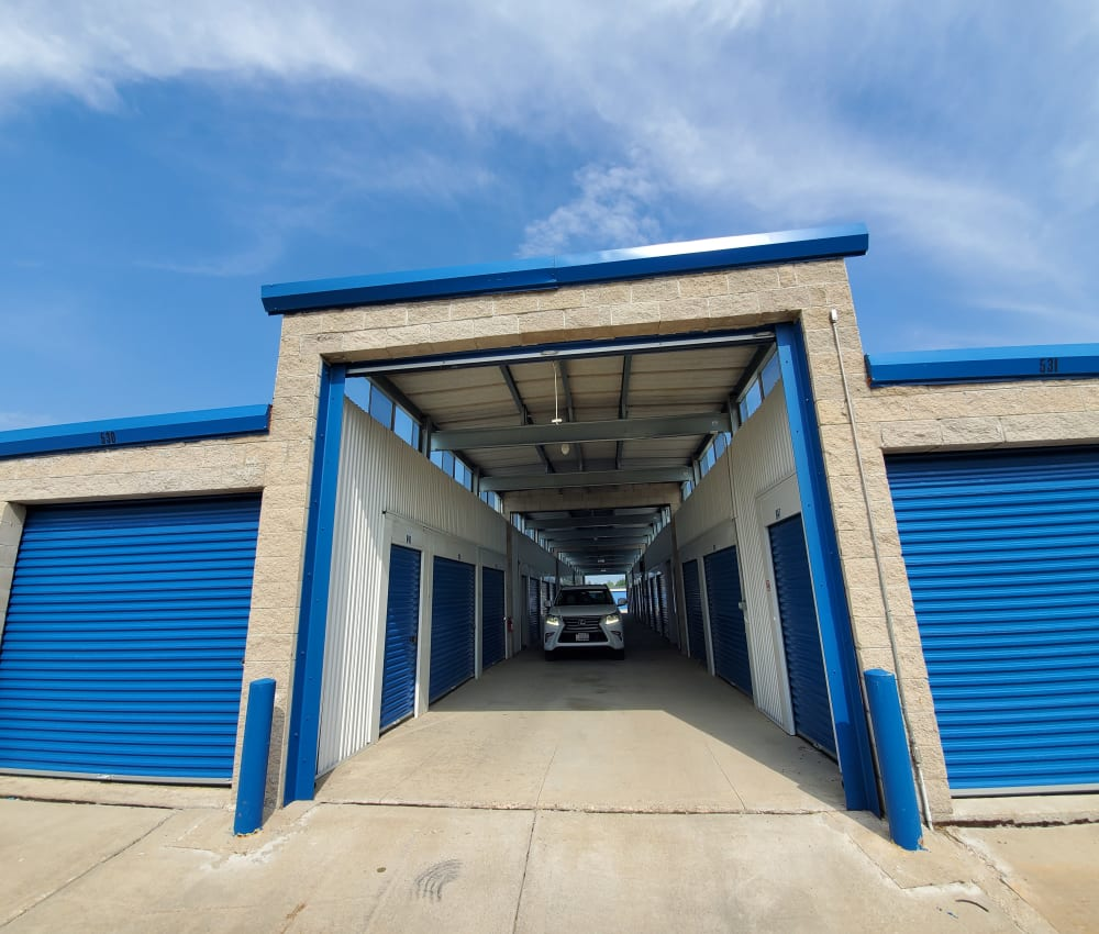 Self storage units for rent at Barth Storage - Green Bay Rd in Kenosha, Wisconsin
