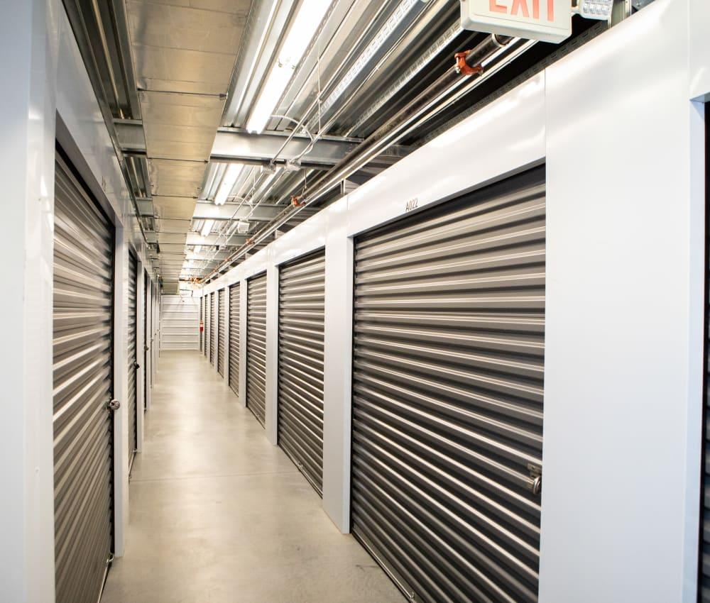 Self storage units for rent at AAA Self Storage at N Elm in Greensboro, NC