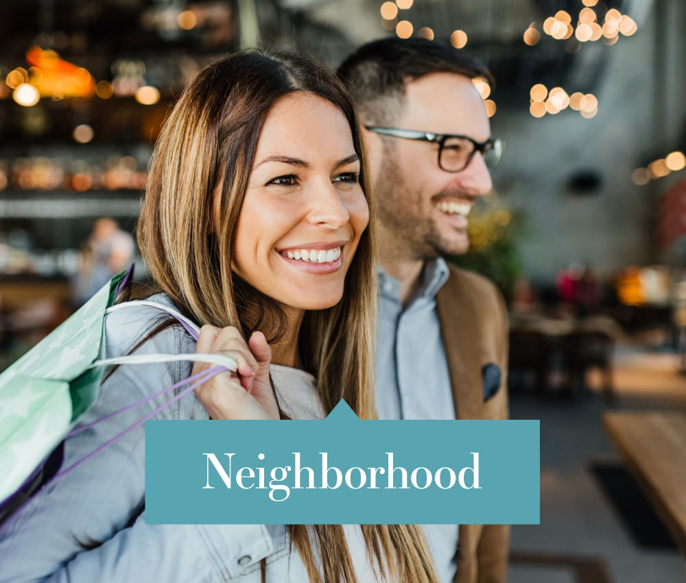 Link to view the neighborhood near 97@ North Oak in Kansas City, Missouri
