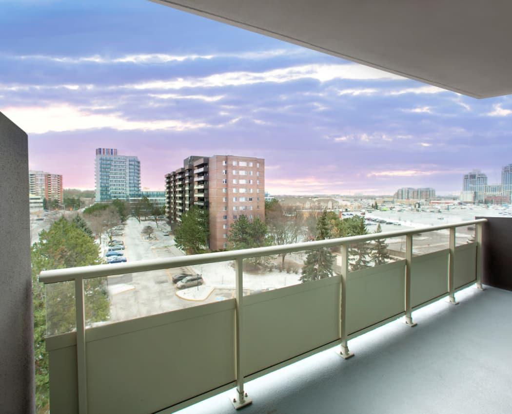 Enjoy stunning views from Richmond Hill Apartments in Richmond Hill