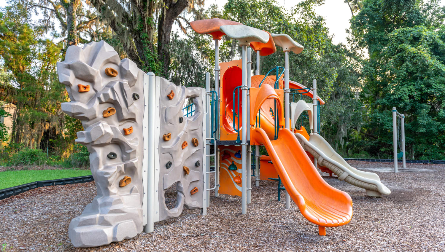 Onsite children's playground at Olympus Fenwick in Savannah, Georgia