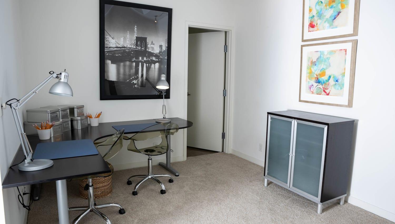 Office at Mosaic Dallas in Dallas, Texas