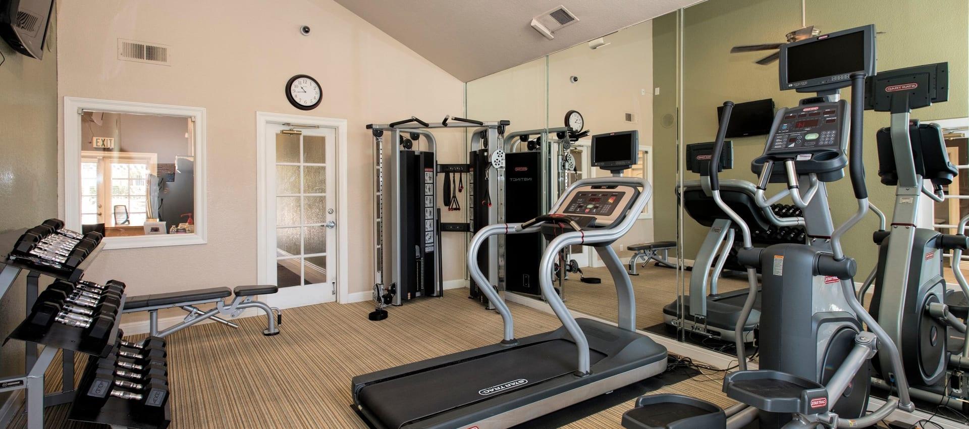 Resident's Fitness Center
