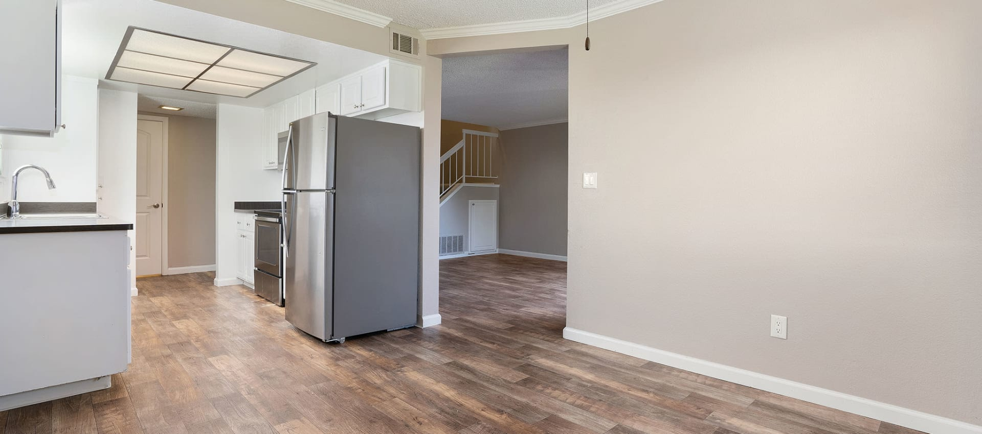 Wood Flooring at Ridgecrest Apartment Homes in Martinez, California