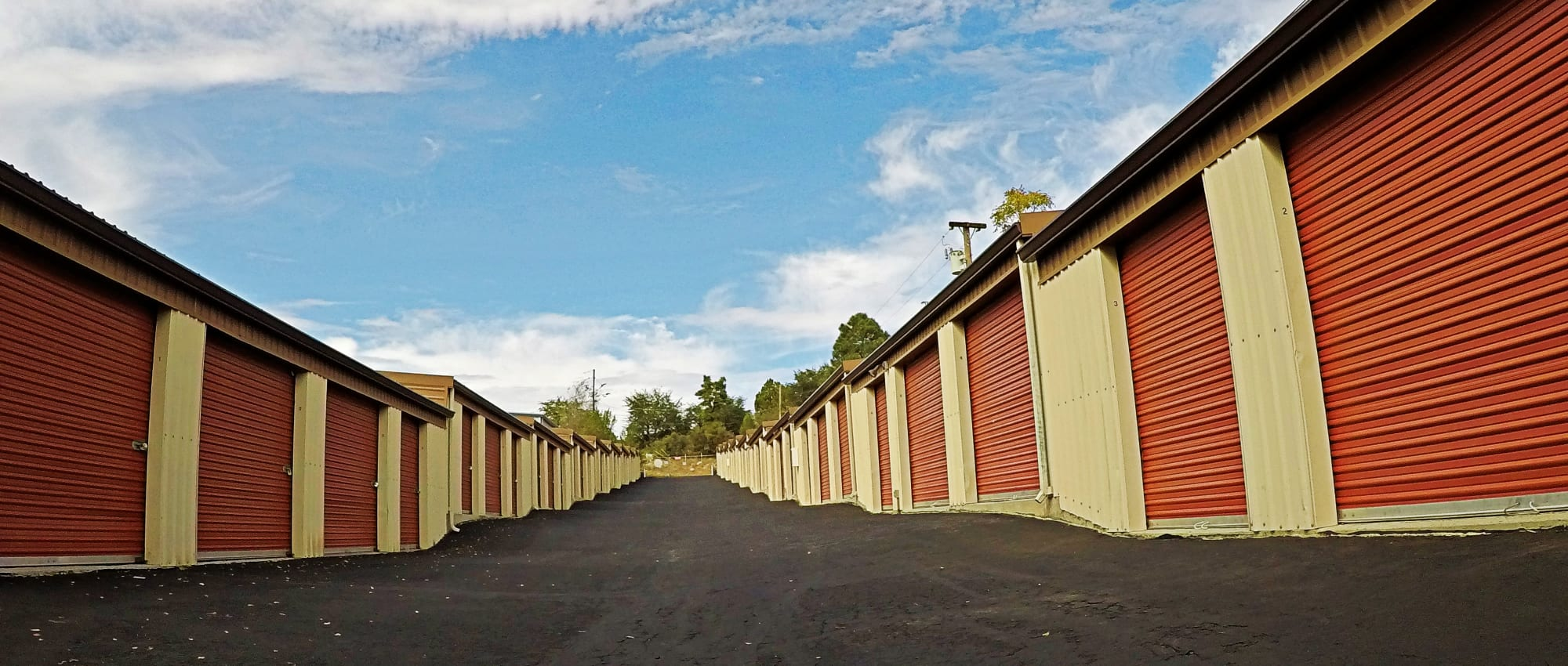Genial Unit Sizes And Prices At The Self Storage Facility In Prescott