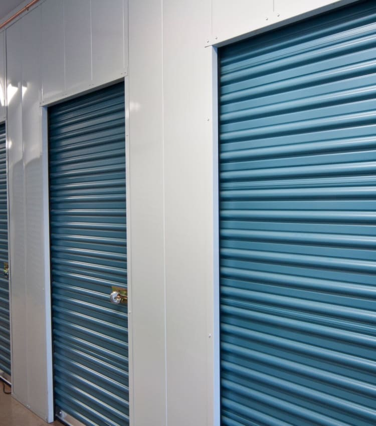 Self storage units for rent at Armadillo Self Storage South in High Point, NC
