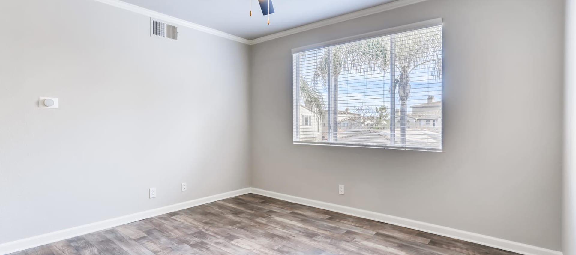 Bedroom at Alize at Aliso Viejo Apartment Homes in Aliso Viejo, California