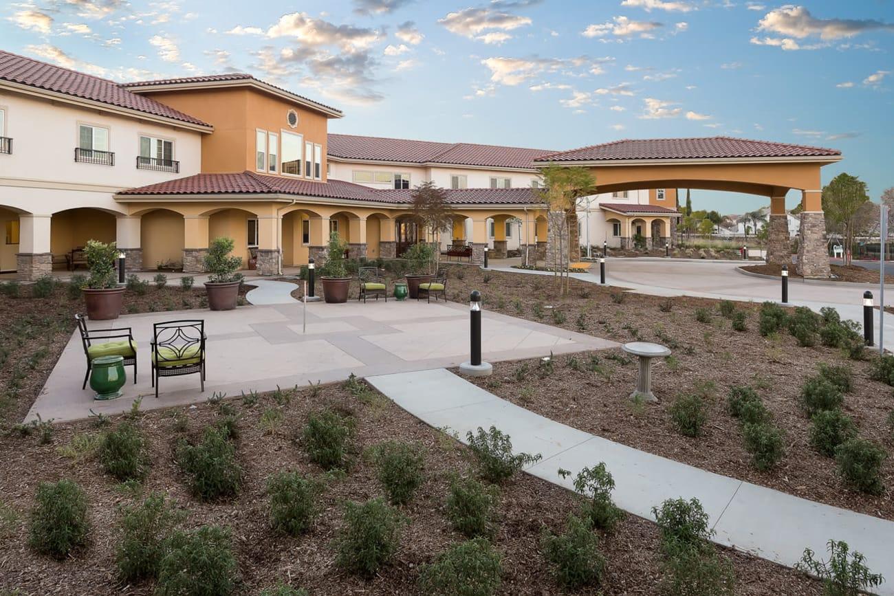 Facility at Estancia Del Sol in Corona, California