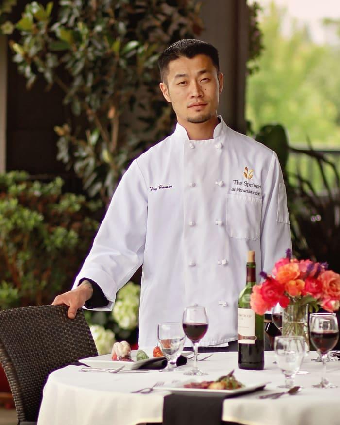 Chef at The Springs at Veranda Park in Medford, Oregon
