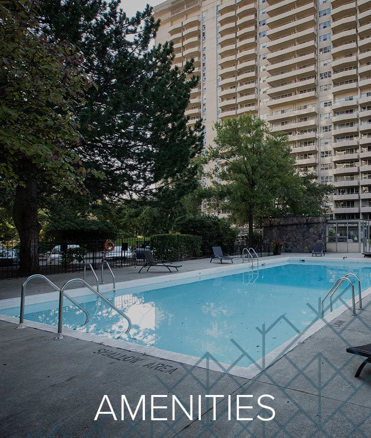 Our Amenities for Bretton Place in Toronto, ON