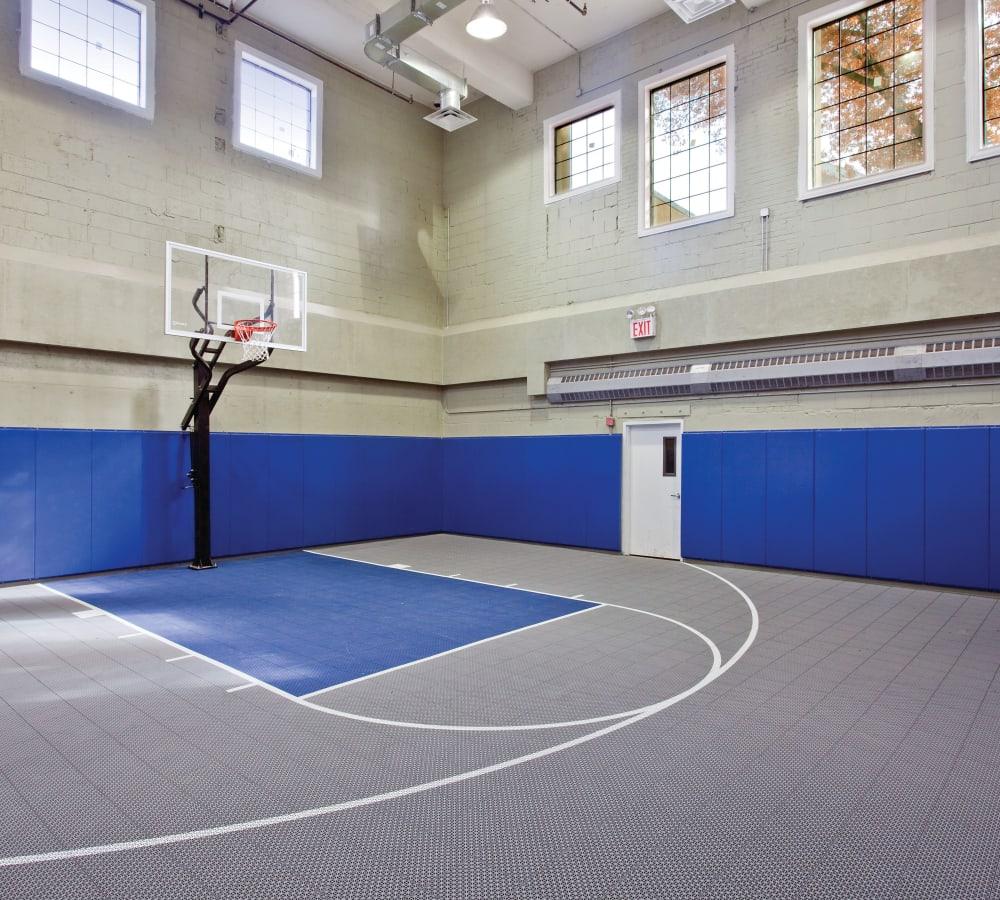 Community amenities at Markham Gardens in Staten Island, New York