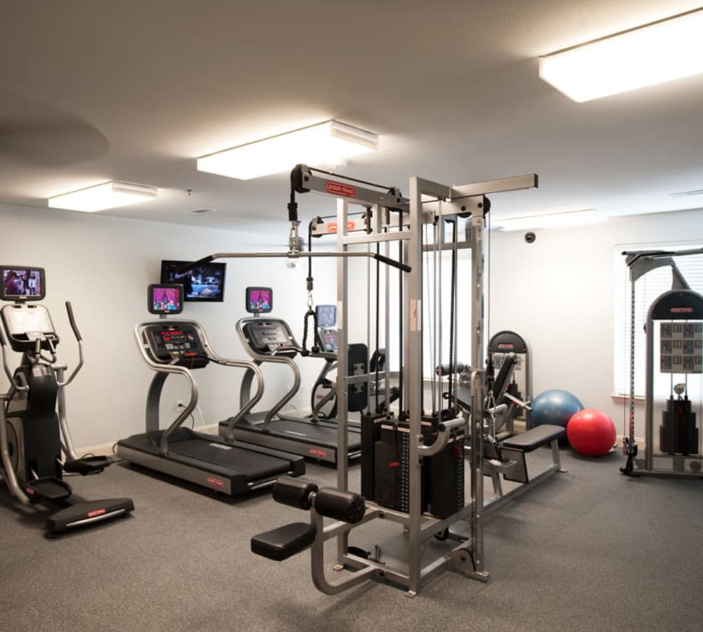Community amenities at Meridian in New Orleans, Louisiana