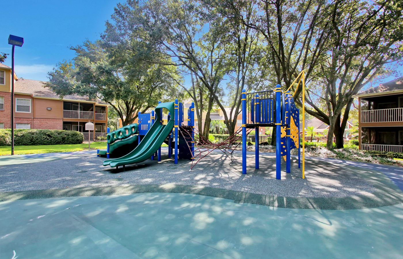 Onsite playground at IMT Newport Colony in Casselberry, FL