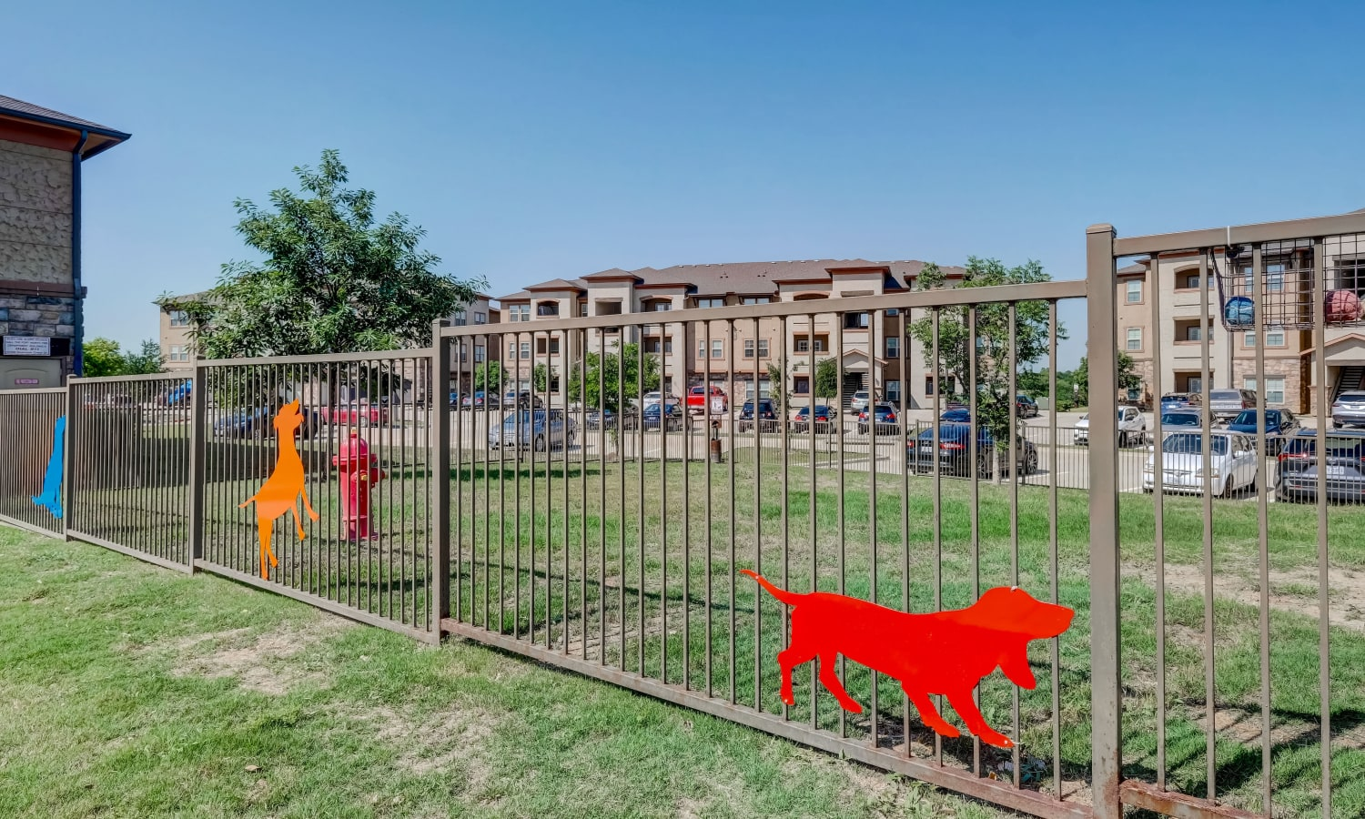 Enjoy Apartments with a Dog Park at Overlook Ranch