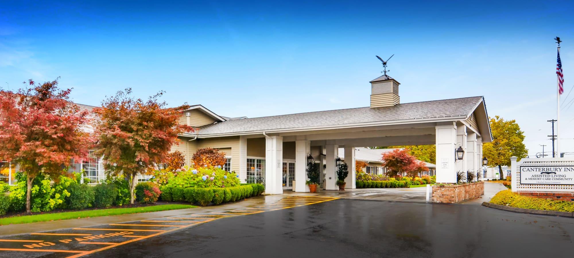 Senior Living in Longview, WA   Canterbury Inn Assisted