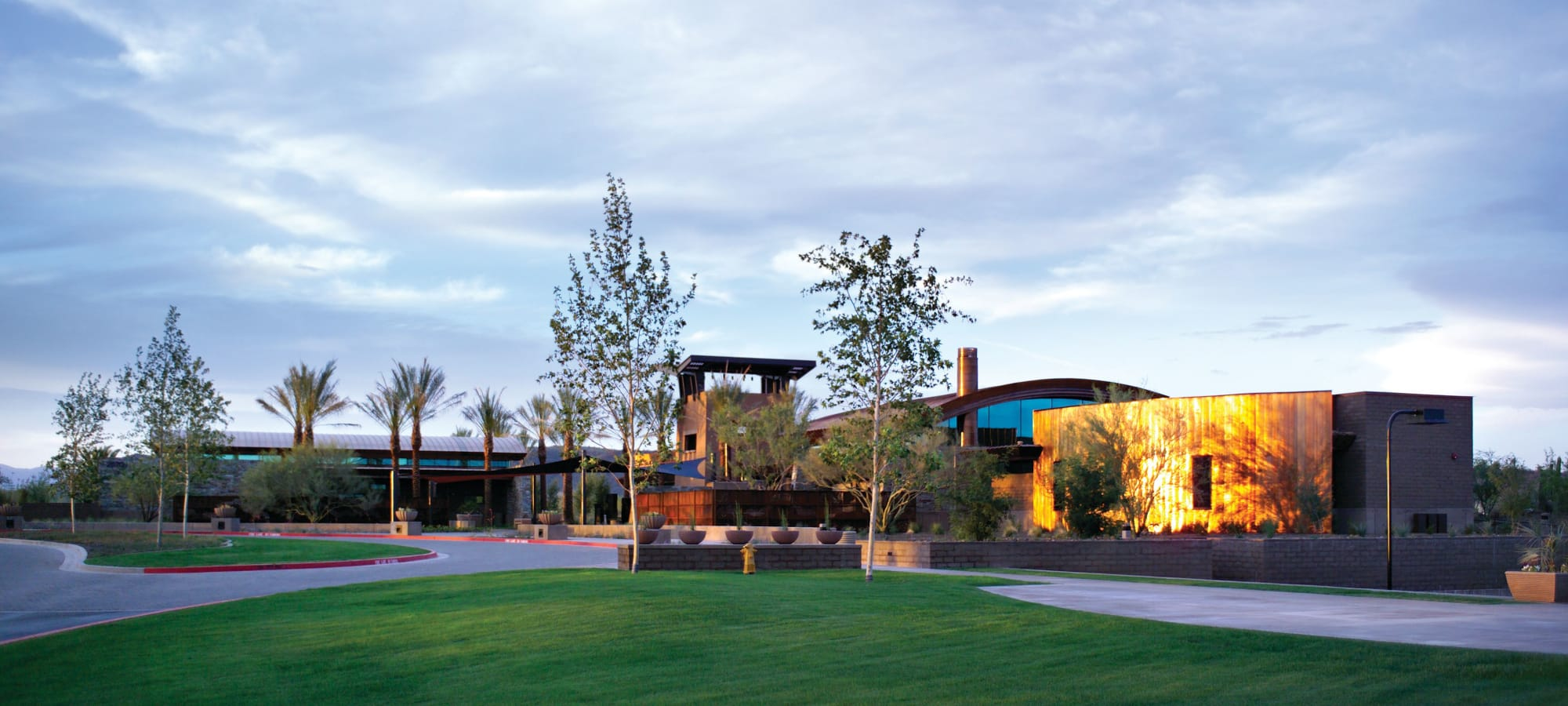Resident community center at Vistancia in Peoria, Arizona