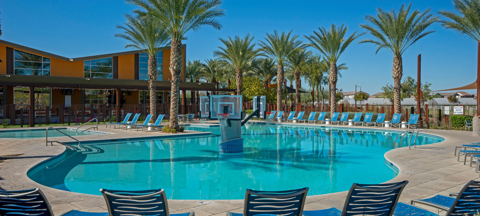 Swimming Pool at BB Living at Eastmark in Mesa, Arizona