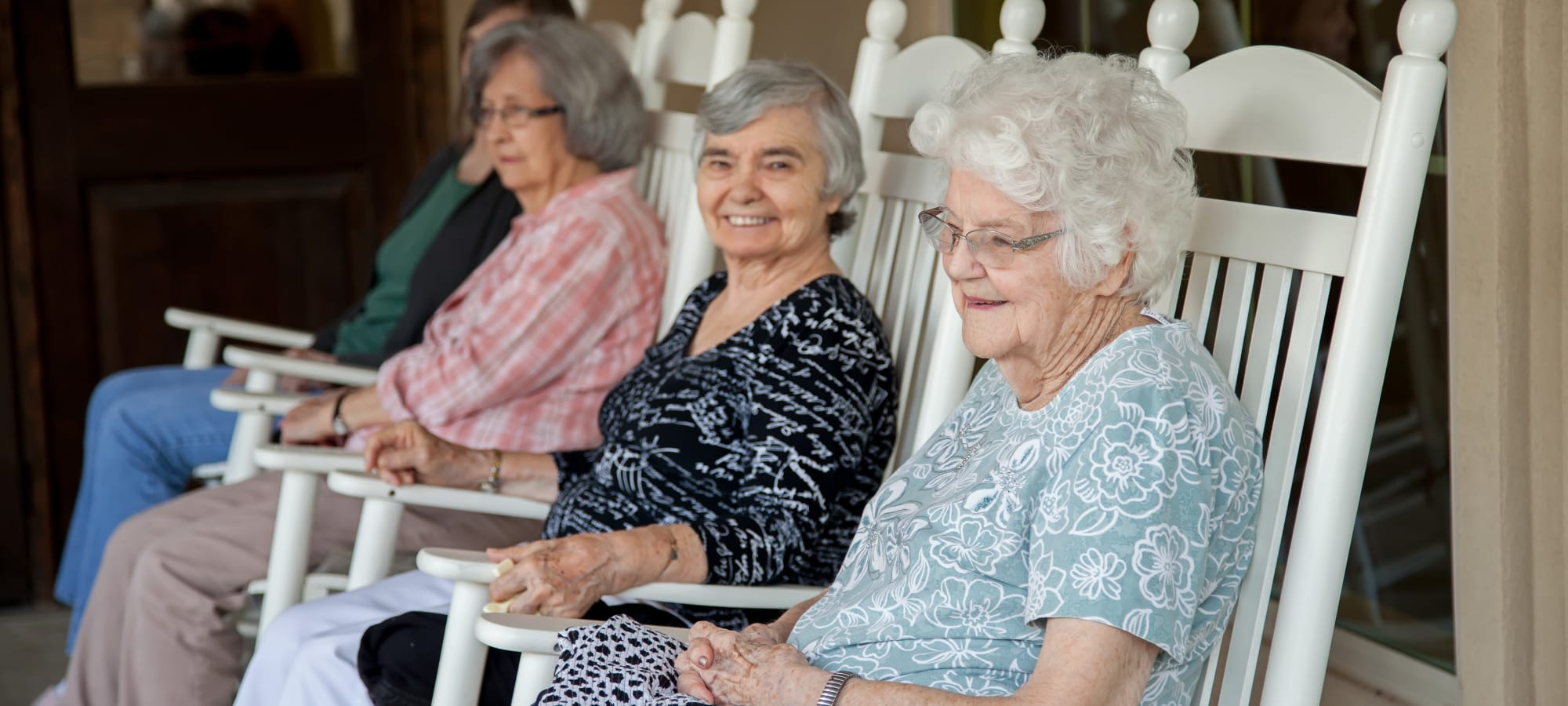 Cedar Crest Memory Care senior living in Lafayette, Louisiana