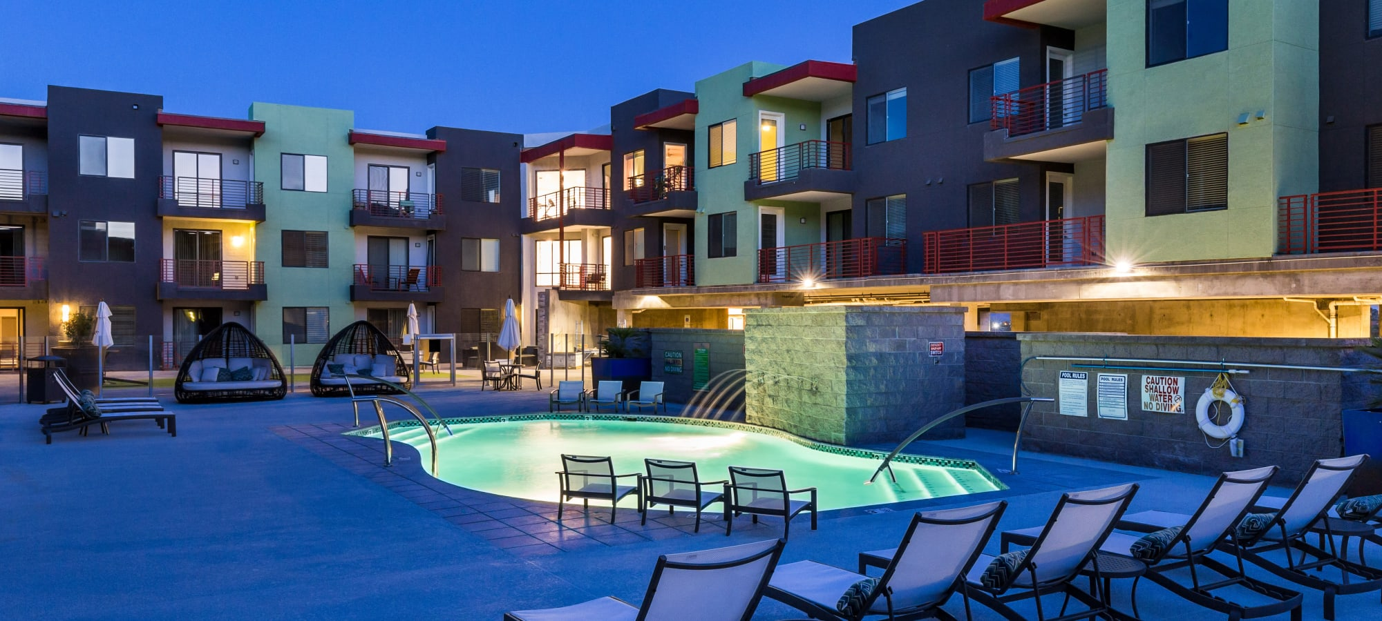 Dog spa at Park Place at Fountain Hills in Fountain Hills, Arizona