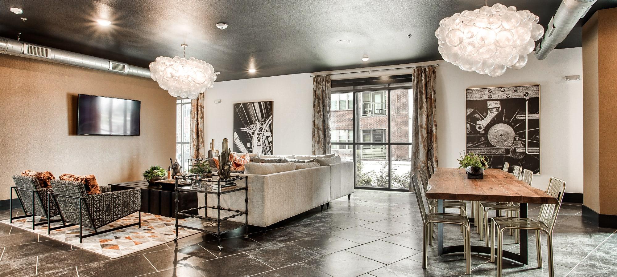 Two99 Monroe apartments in Roanoke, Texas