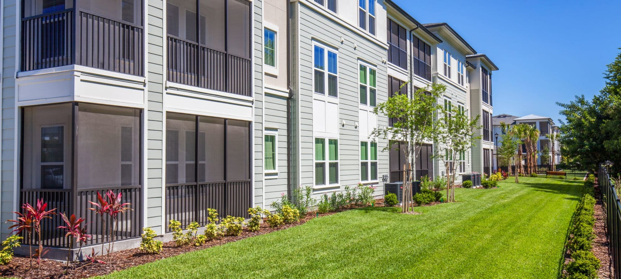 Apartments in Orlando, Florida at Linden Audubon Park
