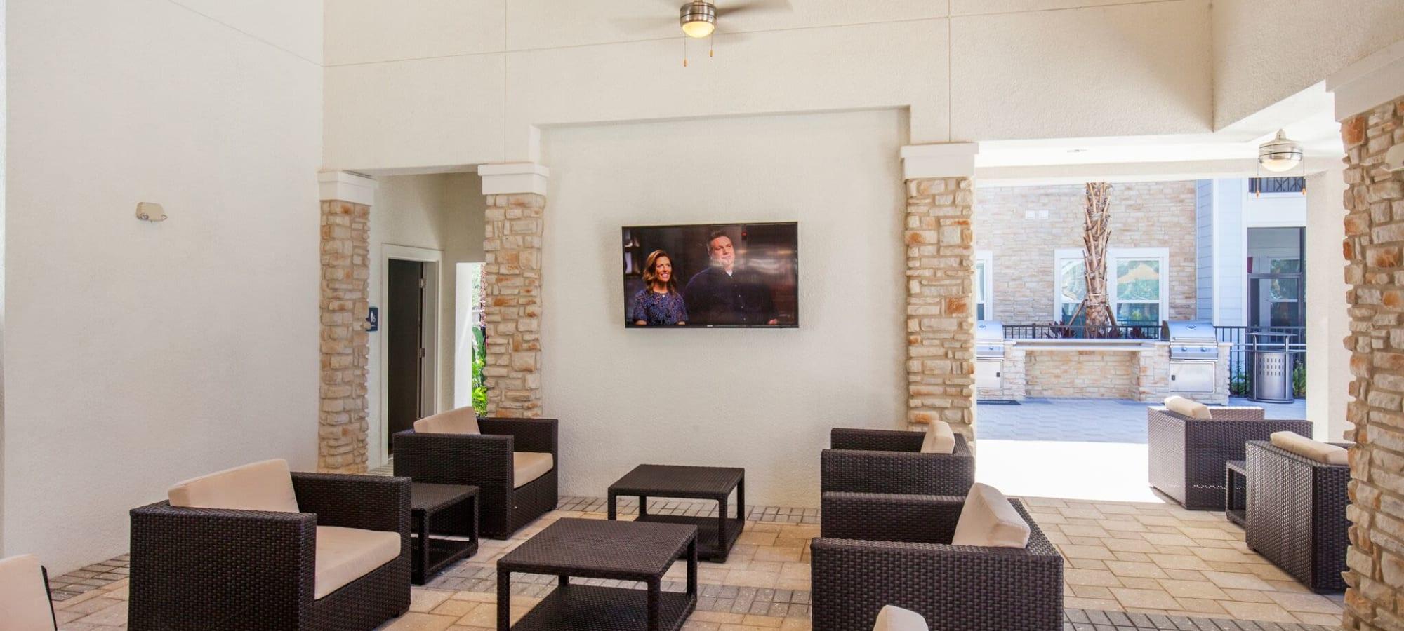 Linden Audubon Park apartments in Orlando, Florida