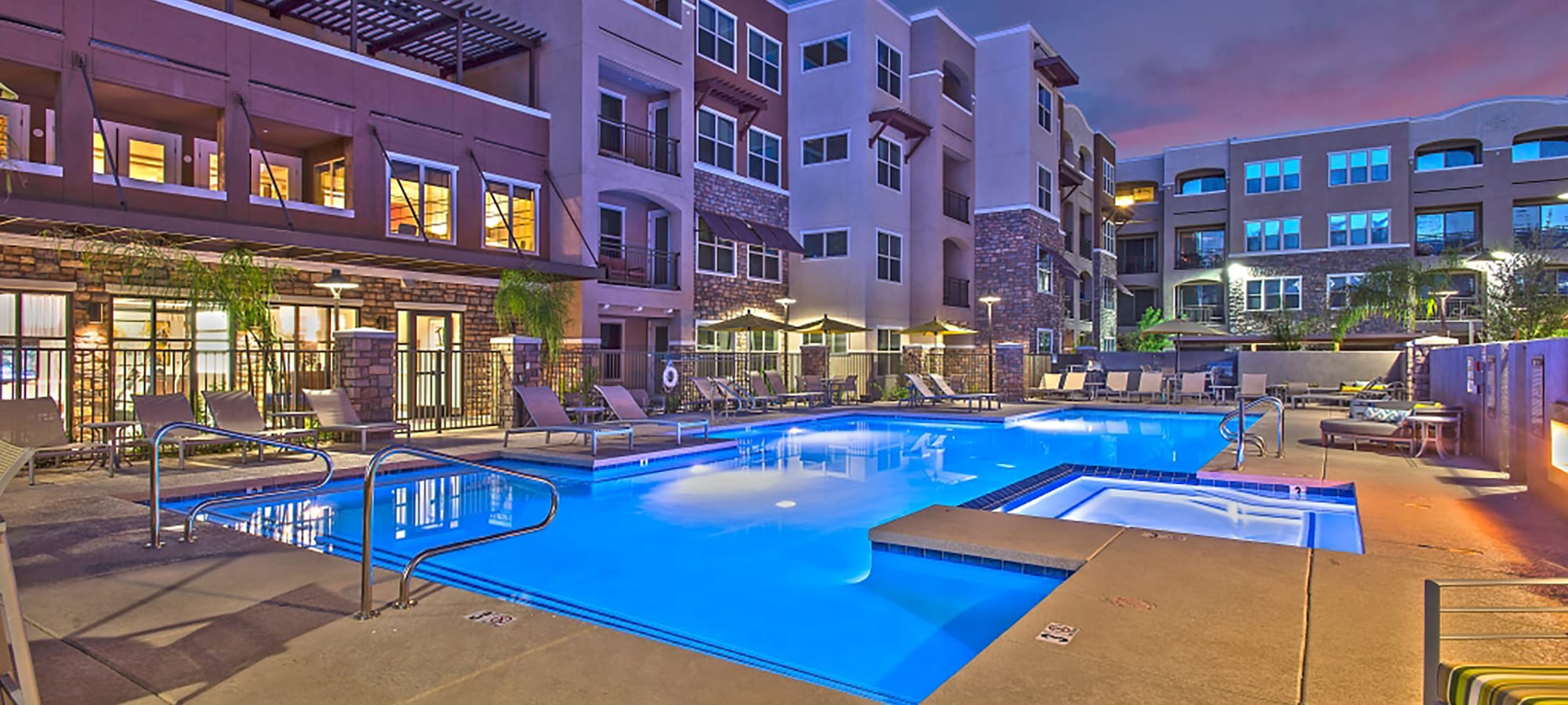 Apartments at Luxe Scottsdale Apartments in Scottsdale, Arizona