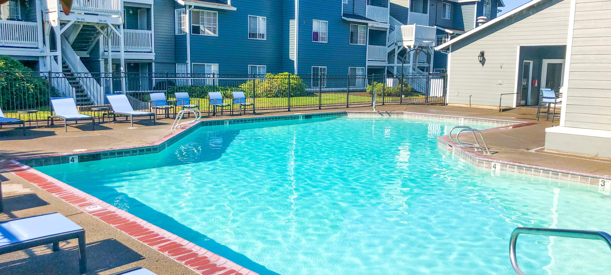 Walnut Grove Landing Apartments in Vancouver, Washington