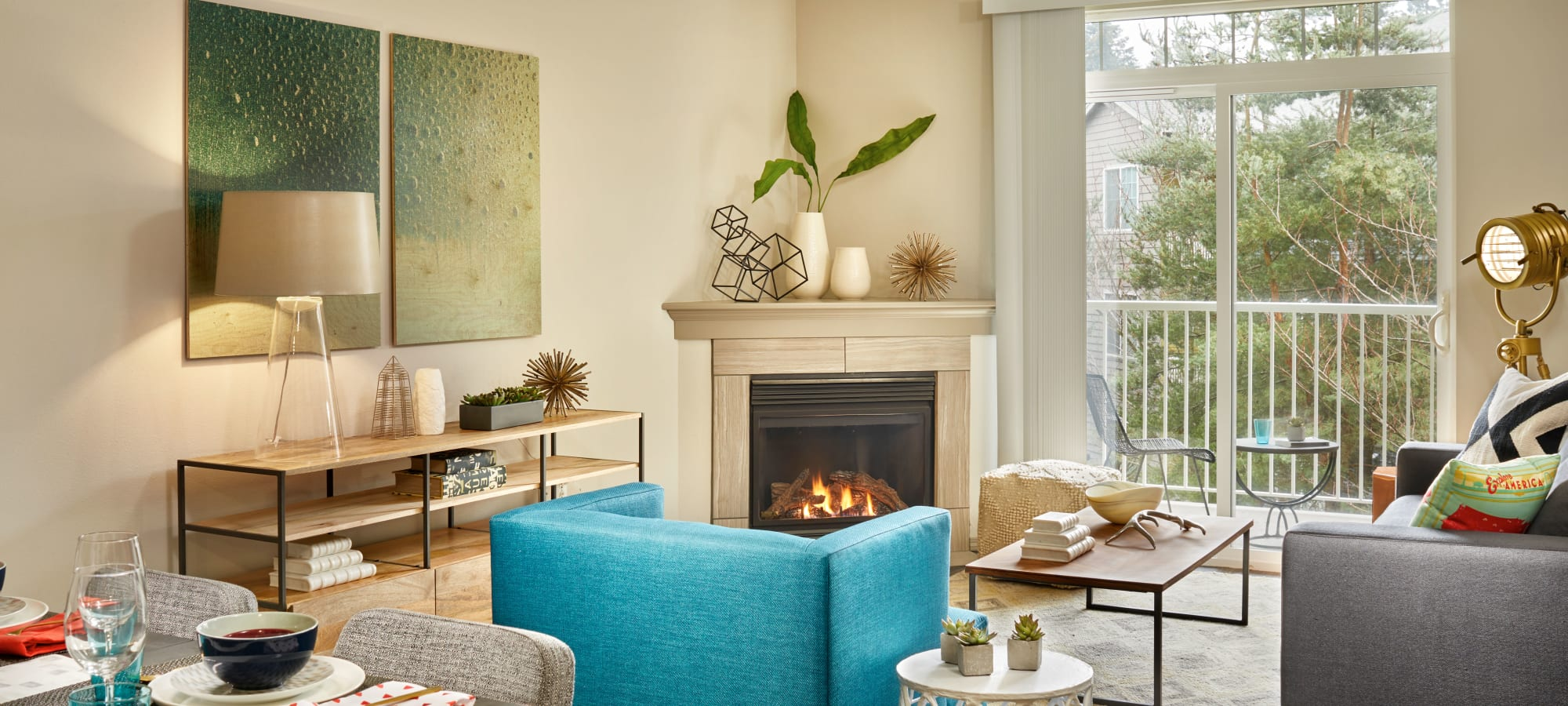Auburn, Washington apartments at Brookside Village