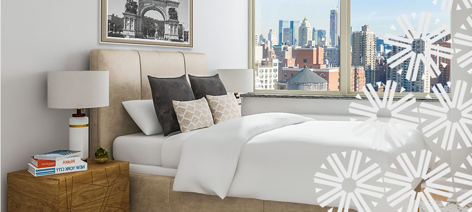 Apartments at The Ventura in New York, New York