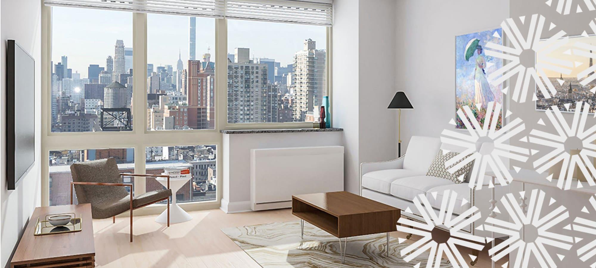The Ventura Apartments in New York, New York