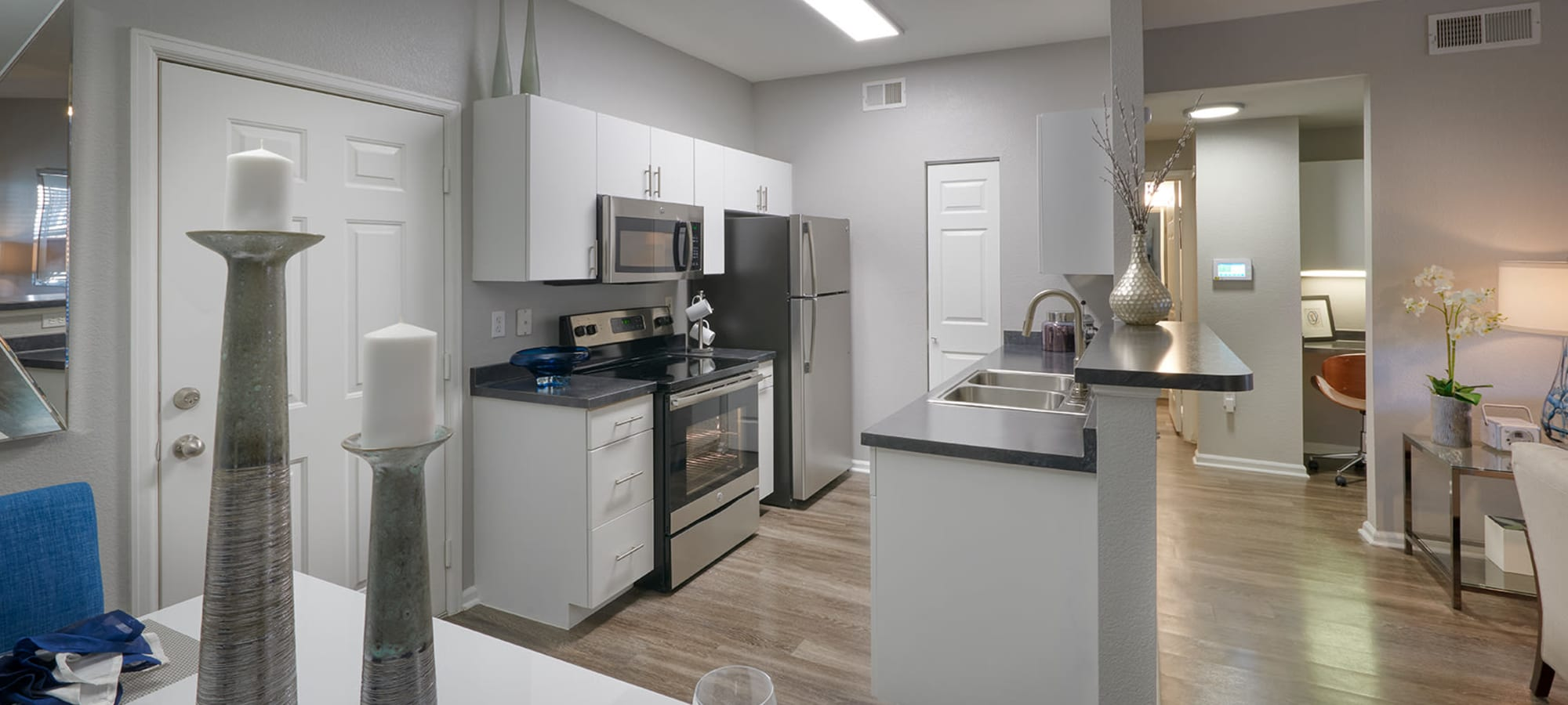 Crestone Apartments in Aurora, Colorado