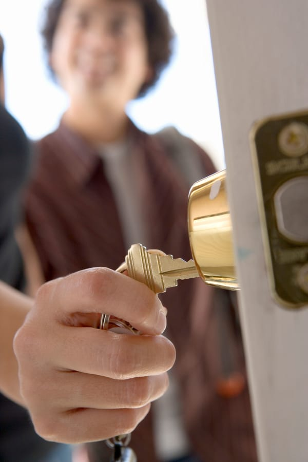 Opening the door to new property in Sacramento